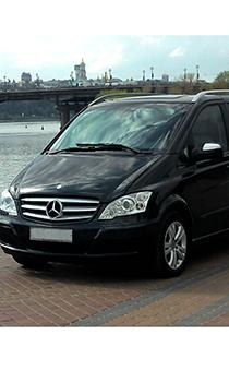 Минивэн такси Черноморское - Джанкой граница
